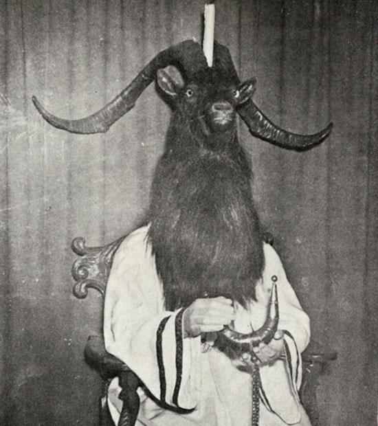 Ram Head Mask