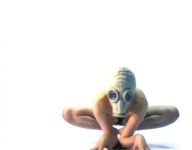 Gas Mask Stance